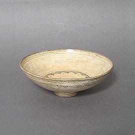 三島暦手鉢