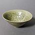 耀州窯印花文盞形碗